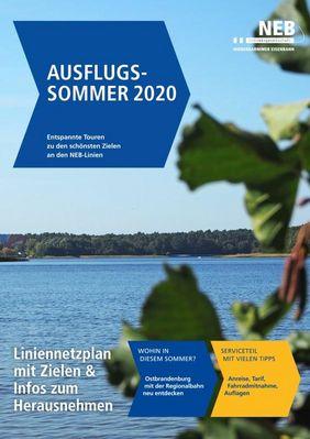 """Spezial """"Ausflugssommer 2020"""""""