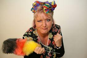 Marga Bach, Leiterin der Berliner Schnauze, Foto © Jean Molitor