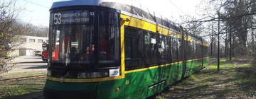 Artic-Tram der SRS