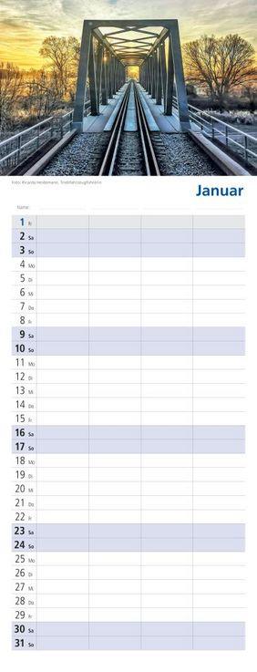 NEB-Streifenkalender 2021