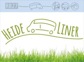Der Schorfheide-Ausflugsbus HeideLiner fährt wieder ab 13.Mai 2021