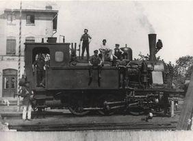 120 Eisenbahn Rheinsberg
