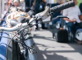 Mit dem Fahrrad im Zug. Fotos © NEB/Lena. Ganssmann