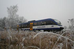 Heidekrautbahn ©NEB/F. Noack