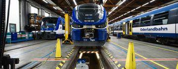 Werkstatt der Niederbarnimer Eisenbahn