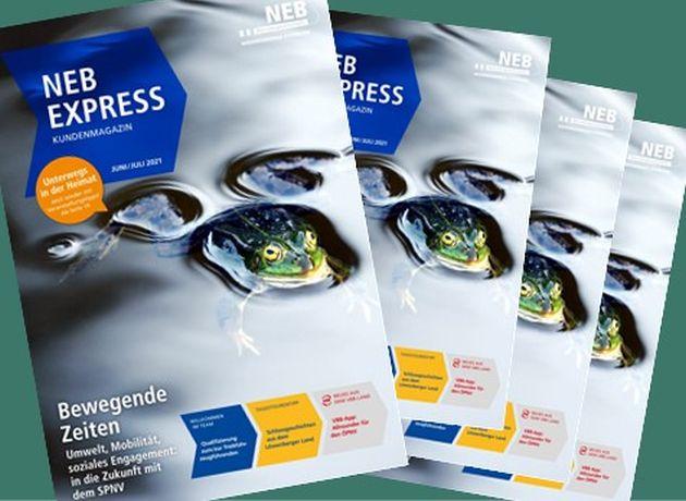 NEB-Express Juni/Juli 2021