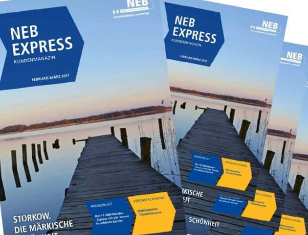 NEB-Express Februar/März 2017