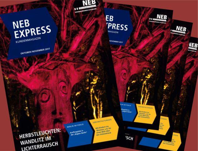 NEB-Express Oktober/November 2017