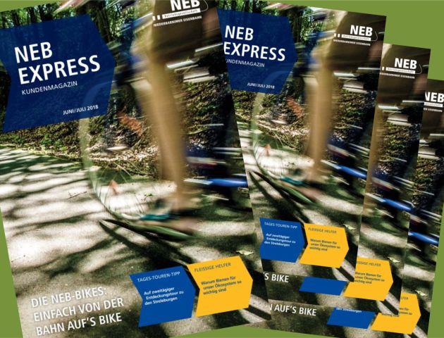 NEB-Express Juni/Juli 2018