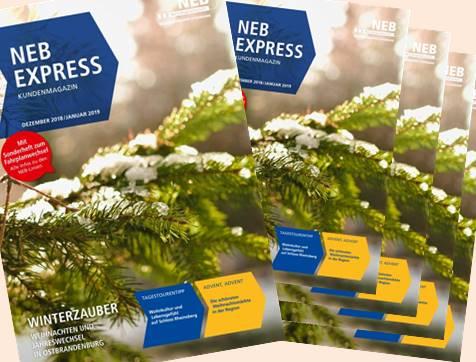 NEB-Express Dezember 2018/Januar 2019